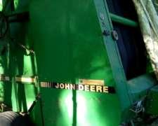 Rotoenfardadora John Deere 535, Permuto por Maicero a 52