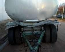 Acoplado Tanque Cisterna Usado