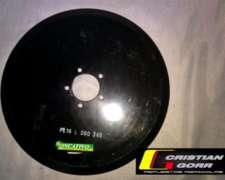 Disco Plano 16 Pulgadas / Sembradoras John Deere (fertiliz)