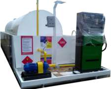 Planta Moss Para Combustible De 40m3