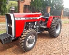 Massey Ferguson 275 Viñatero 4x4