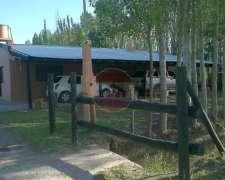 Venta de Campo con Casa de 33.6 Hectareas en General Alvear