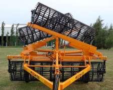 Rolo Hidraulico Plegable RDA Grass