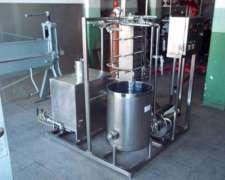 Pasteurizador Quesero 5000 Lts