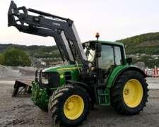 Tractor John Deere 6330 Autopower con Cargador
