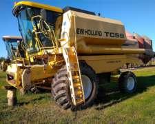 New Holland TC59 2003. 3000hs 4X4