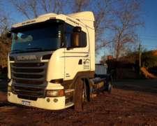 Scania R400 4X2 Streamline Automatico