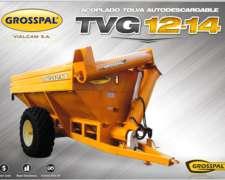 Tolva Autodescagable TVG 12-14 - Grosspal