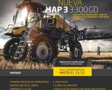 Nueva Pla - MAP 3 3300 Gran Despeje Rodado 46