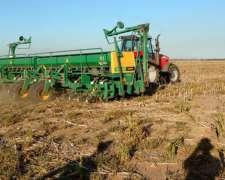 Contratista Rural: Servicio De Siembra