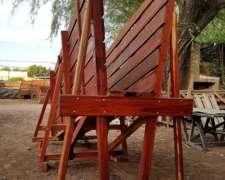 Cargador Hacienda Embarcadero Brete 3,50m Curupay ENERO2020