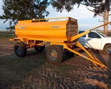 Acoplado Tanque Regador Grosspal 6000 / 8000 / 10000