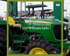 Tractor John Deere 5065 de 65 HP Tracción Simple