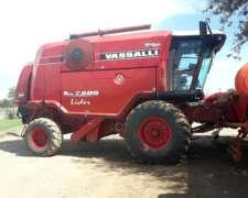 Vassalli 7500 Lider 4x2 Año 2012.