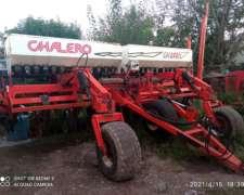 Sembradora Chalero CH2521 de 15 a 35 con Alfalfero