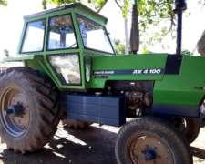 Tractor Deutz - Fahr AX-100 Herramientas
