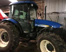 Tractor New Holland TD 95 Cab. Full