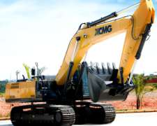 Excavadora Xcmg XE-370 BR