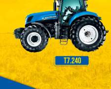 New Holland T7.240 (nuevo)