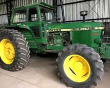 John Deere 3140 Doble Traccion