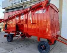 Acoplado Semillero Ombu 13 MT Completa Liquido Disponible