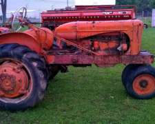 Tractor Antiguo Allis Chalmers