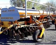 Sembradora Agrometal Mx 3321 - 2004 - Fertilización Doble