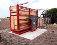 Báscula / Balanza - Hacienda 1.500kg - 1 Animal - Donher