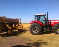 Tractor Massey Ferguson Bien Cuidado