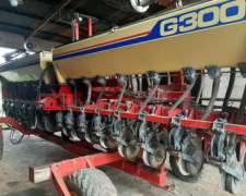 Sembradora Gherardi G300 16 a 42, Doble Fertilizacion y Moni