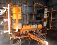 Sembradora Agrometal Tx3 Cn Centro De 4 10a70 Cn Fert En Lin