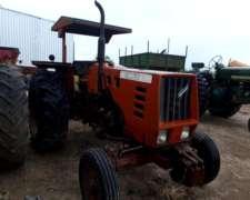 Tractor Zanello V 206 con Tres Puntos