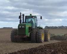 Tractor John Deere 8760 (articulado 300hp)