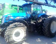 Tractor New Holland Tm 7060 Dual Piloto