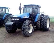 New Holland TM 180 ,dual, 2005, Semipowershift