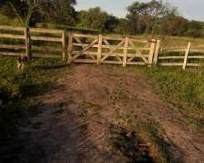 Alquiler Campo 1400 Hectareas a 70 Kmsde la Ctal de Formosa