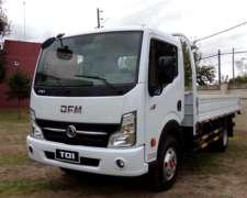Dfm T01 C/simple Motor Nissan 140hp P/4ton. 0km Certif 2.020