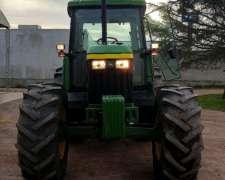 Tractor John Deere 7505 DT Patona