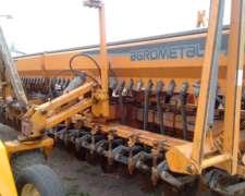 Sembradora Agrometal Tx Mega 22 A 35 Cm