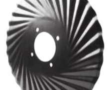 Cuchilla Turbo 17 X 4 / Cuhilla Abre Surco
