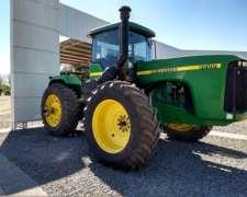 Tractor Articulado John Deere 9200 año 1996