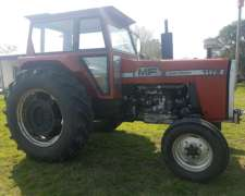 Tractor Massey Ferguson 1175 Impecable - Financiación