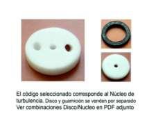 Nucleo Ceramico D15 3 Orificios
