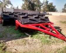 Rolos Post Desmonte Canalis Ancho de Trabajo de 2-2.5m y 3m