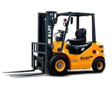 Autoelevador Diesel Fortia 2,5 Toneladas (hh25)