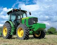 Tractor 6125d - 123hp - John Deere