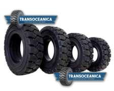 Neuamticos Solidos 500-8 Autoelevador, Montacargas,yale, ETC