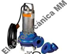 Bomba Lowara Dlvm 100 - 1,5 HP - Monofásica