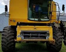 Cosechadora New Holland Tc5090 4 Wd
