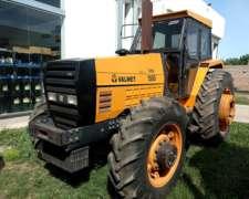 Tractor Valmet 1580 con Cabina